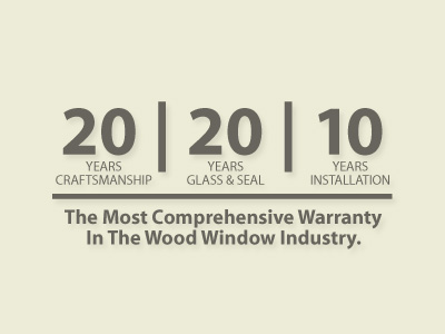 Best Window Warranty
